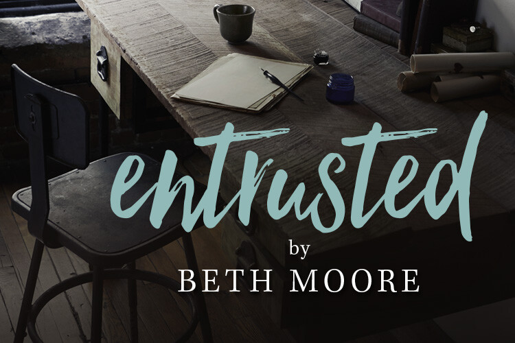 Entrusted: Woman's Bible Study