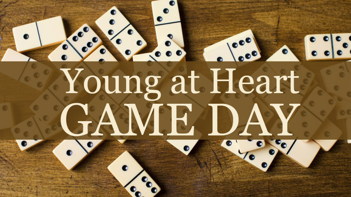 Young @ Heart Game Day
