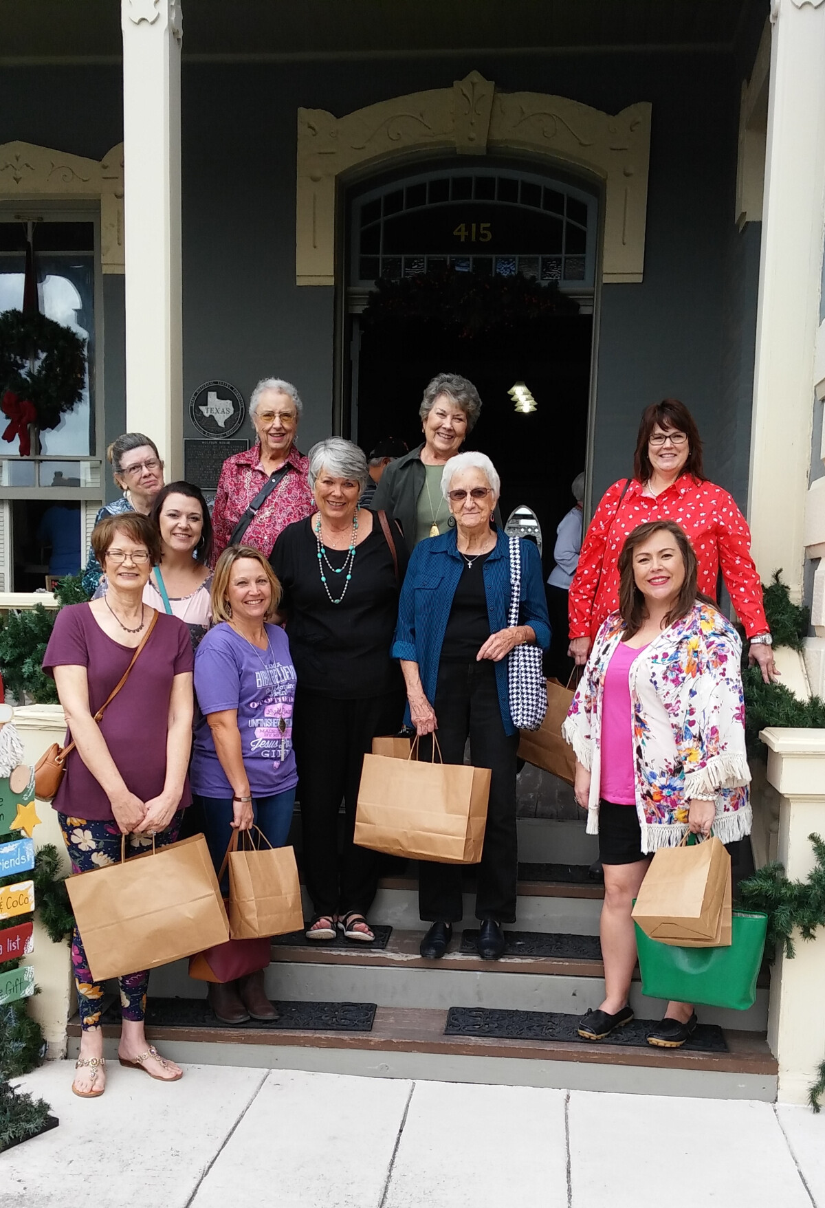 Women's S.O.U.L. Train: Trip to FBCSA Wolfson House Arts & Craft Show
