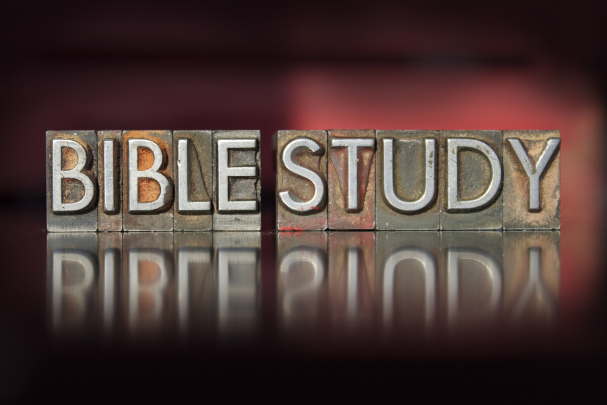 Bible Study for All