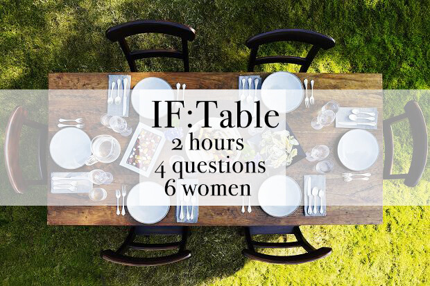 IF: Table - Women's Ministry Fellowship